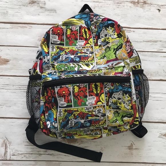MARVEL Avengers mini Kids Backpack
